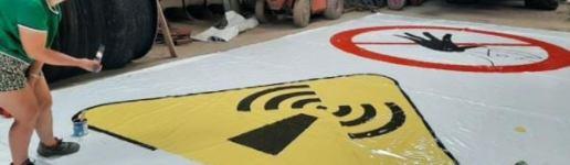 Acties tijdens Beneluxtour, bekijk de video