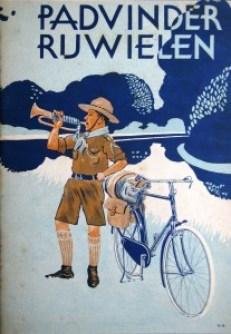 Voorkant Burgers Padvinder catalogus 1933