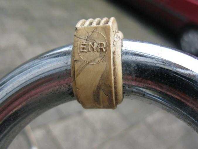 stootrubber met ENR