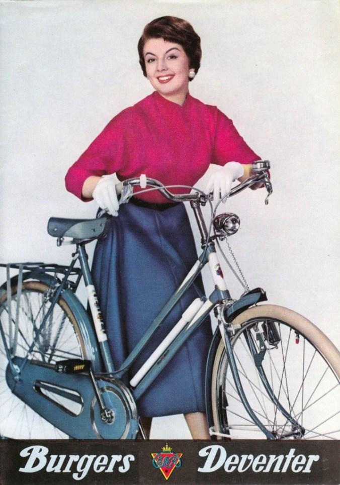 Burgers Sport Royal 1958