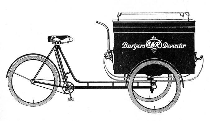 Burgers Driewieler 1926