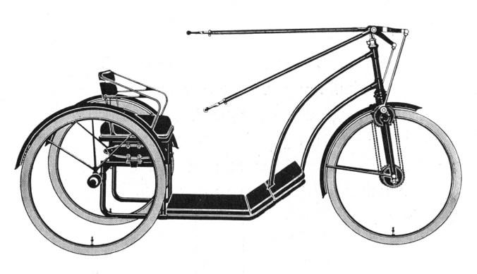 Burgers Invalidewagen 1926