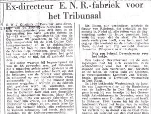 Deventer dagblad 21 nov. 1946