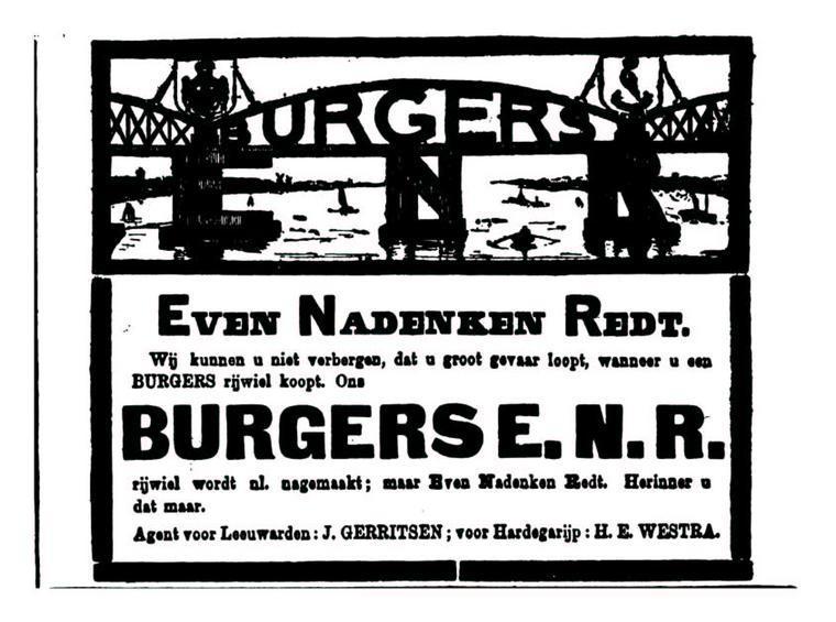 Advertentie Burgers. leeuw. cour. 18-05-1911