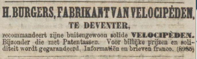 adv. Algemeen Handelsblad 14-03-1874