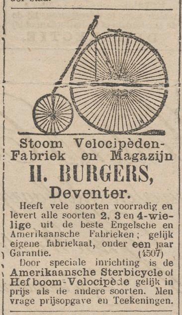 Het nieuws van den dag - kleine courant 04-03-1885