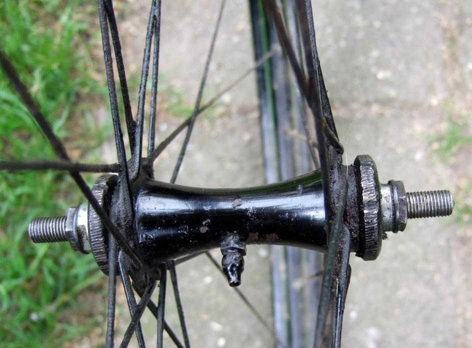 Voornaaf Burgers fiets