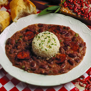 Red Beans 'n Rice