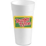 Burger Tyme drink
