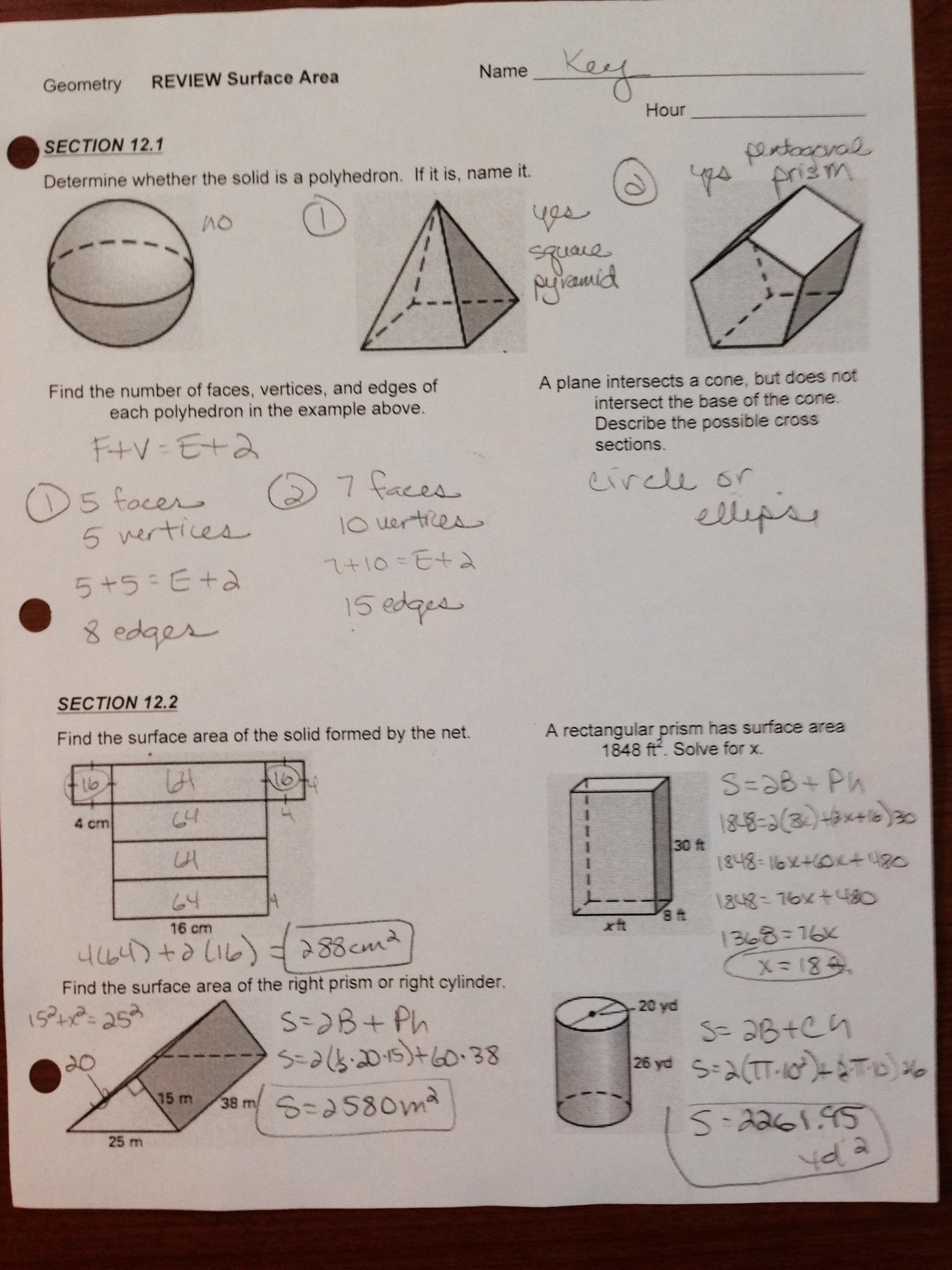 Hs Geometry 16