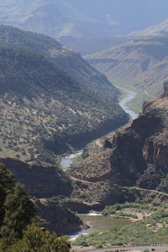 Arizona Trip  From Burgh to Burque