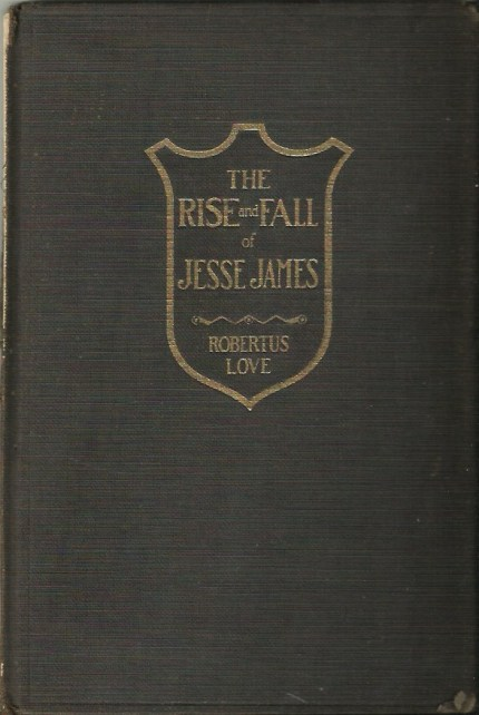 Jesse James cover copy