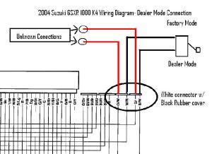 2004 Suzuki Gsxr 600 Wiring Diagram  Somurich