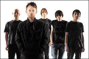Radiohead…
