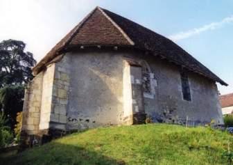 Chapelle Saint-Baudel, Pourrain, Yonne