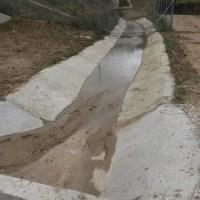 Villatoro: encharcado por el agua y la irresponsabilidad