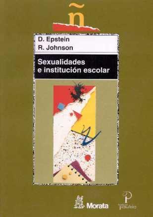 Sexualidades e institución escolar