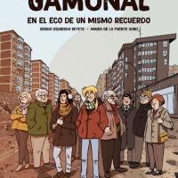 """Puesta de largo de la novela gráfica:""""Gamonal. En el eco de un mismo recuerdo"""""""