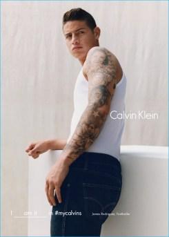 James Rodriguez Calvin Klein-10