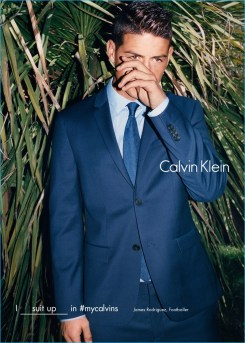 James Rodriguez Calvin Klein-4