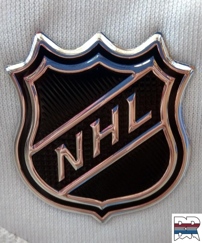 Adidas NHL Shield Logo Crop 2