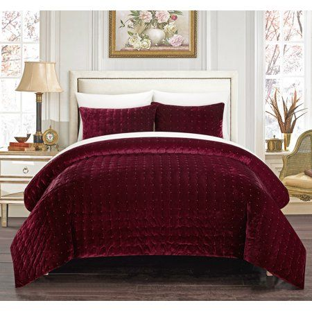 73+ Burgundy Color Ideas From Amazon That'll Help Your Bedroom Looks More Sexy & Romantic (2020)