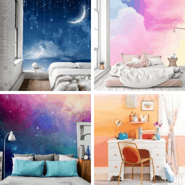 creative wall painting ideas for bedroom creative wall painting ideas for living room diy wall painting ideas