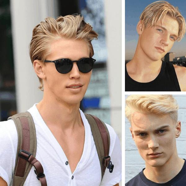 mens hair color trends burgundy hair mens hair color trends platinum hair mens style boys hair colour style