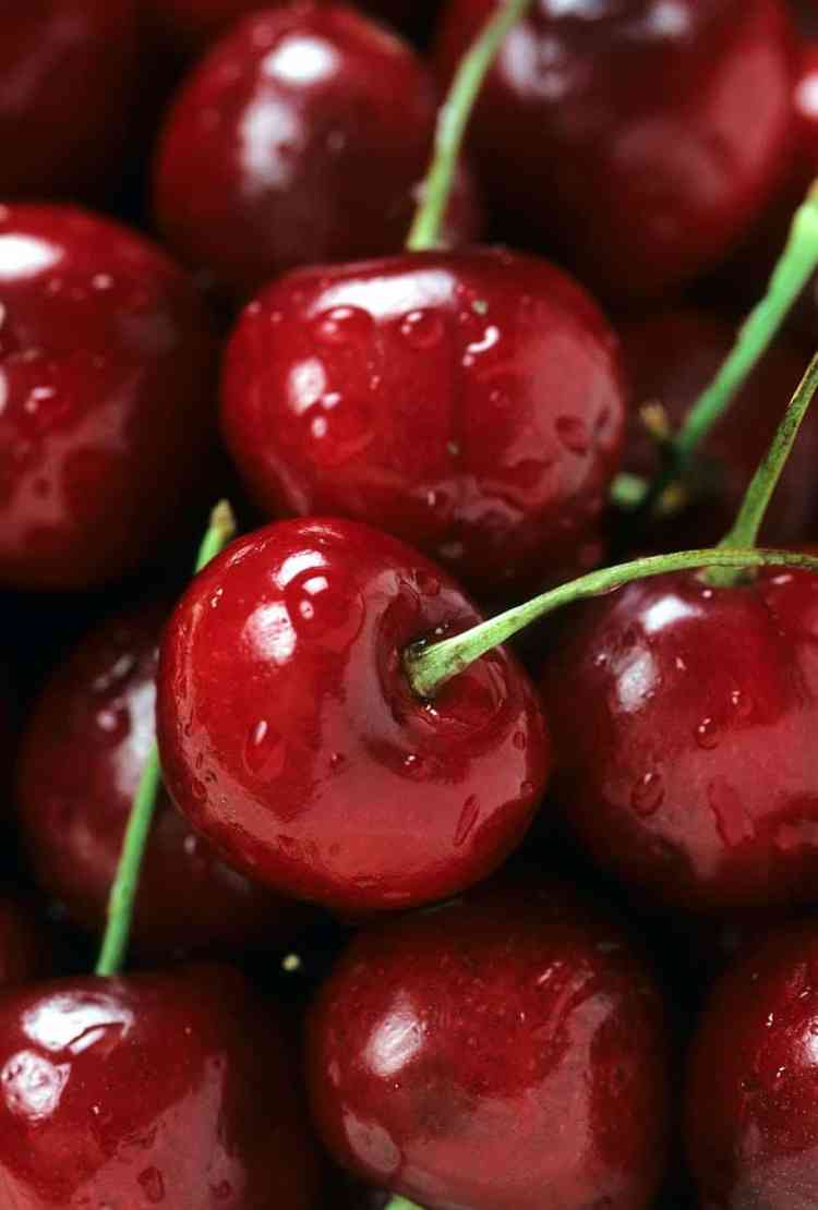 food red sweet raw