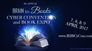 Brain to Books CyCon: Fun, Freebies, and Discover New Authors