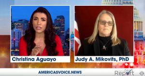 Dr. Judy Mikovits Under Constant Attack From Mainstream Media