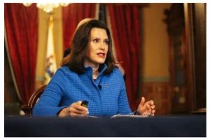 Whitmer extends Michigan's stay-at-home order until June 12 – she seems intent on breaking the backs of the Michigan people.