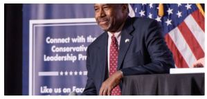 Ben Carson calls for a Convention of States to propose term limits for both members of Congress and for federal judges including Supreme Court justices.