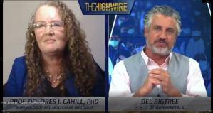 Del Bigtree Interviews Prof. Delores J Cahill, PhD