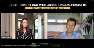The Truth Behind 'The Covid-19 Curtain', Backed by Science and Basic Biology