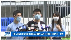 US may revoke Hong Kong's 'special status'; Scientist stole $1 billion of trade secrets; Twitter fact checks CCP?  Video report 'China In Focus' NTD News.