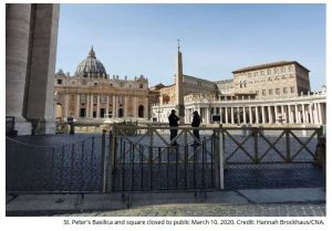 Vatican, US Church leaders quiet on coronavirus 'world government' letter signed by bishops