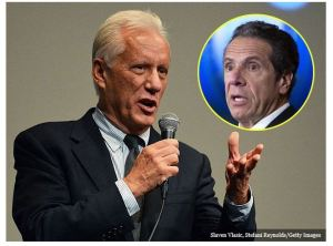 James Woods Brands New York Gov. 'Killer Cuomo' over Nursing Home Scandal