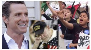 Report: Newsom Closing 200-Person Veteran's Home After Budgeting $75 Million in Handouts to Illegal Aliens