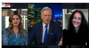"Sky News Australia definitely didn't pull any punches in its criticisms of CNN's nutty idea to put Greta Thunberg alongside health experts on a ""coronavirus town hall""."