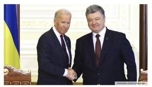 Ukrainian Lawmaker Releases Recorded Phone Calls Of Biden, Poroshenko That Contain Eyebrow-Raising Remarks