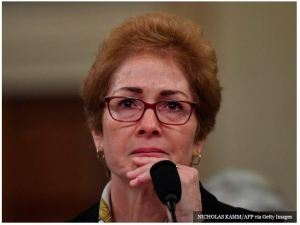 Report: Amb. Marie Yovanovitch Knew More About Burisma than She Admitted to Impeachment Inquiry.