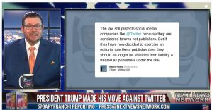 This is HUUUGE!  Trump Makes his Move Against Twitter After Their RECKLESS Attempt to Meddle in the 2020 Election!