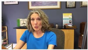Lawsuits and Demands for Change.  Dr. Pam's weekly video clip.