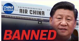 Trump admin bans China flights to US; Wuhan virus nurse denied injury insurance; Canada drops Huawei