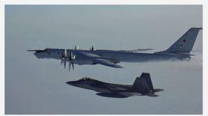 US fighter jets intercept 8 Russian warplanes 30 miles from Alaska