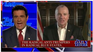Stop the Tape! Radical Anti-Trumpers in Radical Blue States