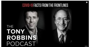 The Truth About Mortality Rates, COVID-19 Facts from the Frontline with Tony Robbins