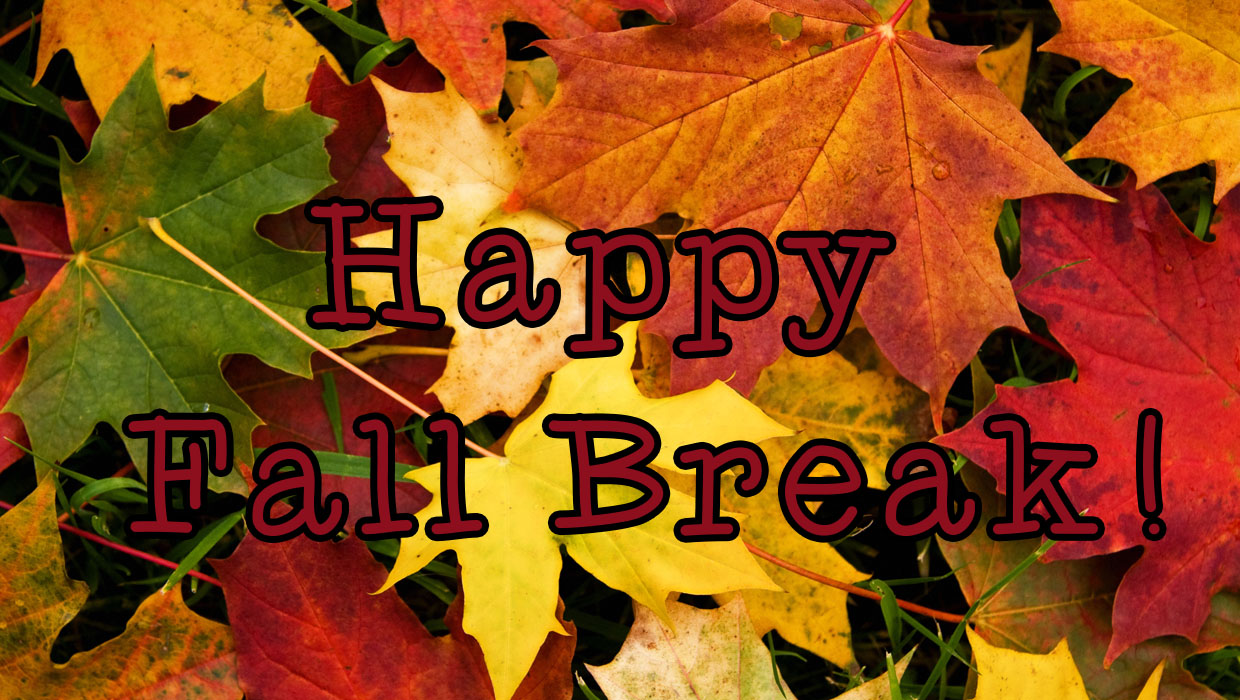 No School  Fall BreakDescanso de Octubre  Burke Basic School
