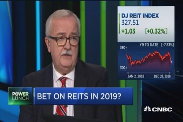 Higher rent growth is possible during 2019, says REITs analyst